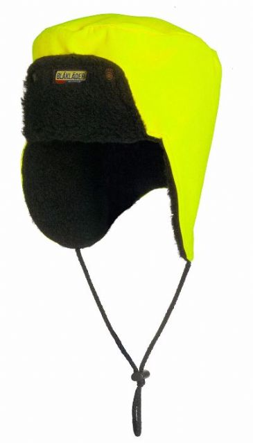 Blaklader 2015 Polycotton Cap (Yellow)